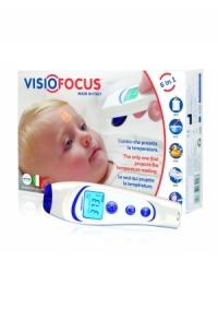 Visiofocus weiss mit Leuchtzahl