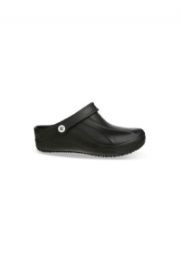 Smooth Clogs Schwarz
